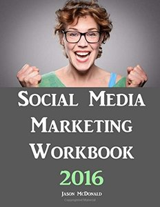 Social Media Marketing Workbook: How to Use Social Media for Business-cover