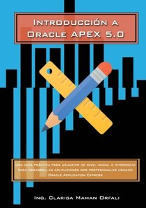 Introducción a Oracle APEX 5.0 (Spanish Edition)-cover