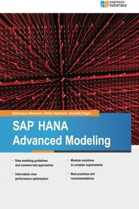 SAP HANA Advanced Modeling-cover