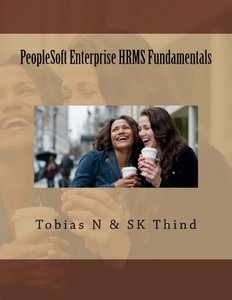 PeopleSoft Enterprise HRMS Fundamentals-cover