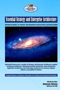 Essential Strategy and Enterprise Architecture-cover