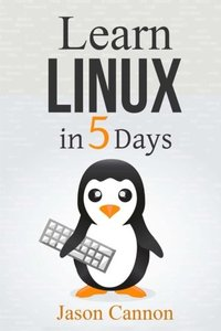Learn Linux in 5 Days-cover