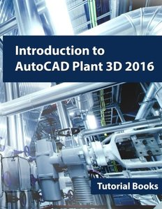 Introduction to AutoCAD Plant 3D 2016-cover