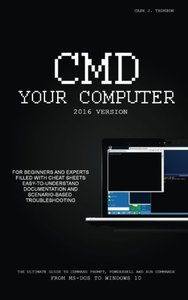 CMD Your Computer: 2016 Edition-cover