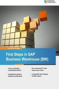 First Steps in SAP Business Warehouse (BW)-cover