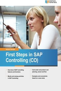 First Steps in SAP Controlling (CO)-cover