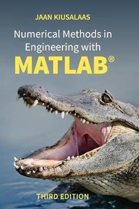Numerical Methods in Engineering with MATLAB-cover