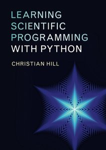 Learning Scientific Programming with Python-cover