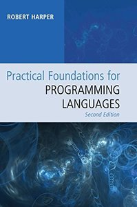 Practical Foundations for Programming Languages-cover