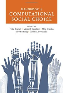 Handbook of Computational Social Choice-cover
