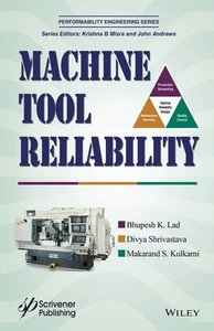 Machine Tool Reliability (Performability Engineering Series)-cover
