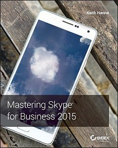 Mastering Skype for Business 2015-cover