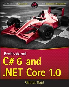 Professional C# 6 and .NET Core 1.0-cover