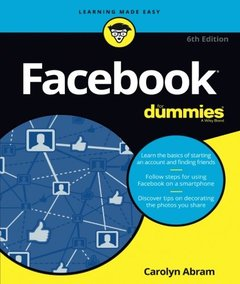Facebook For Dummies-cover