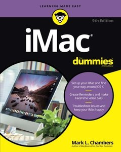 iMac For Dummies-cover