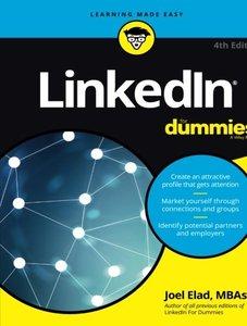 LinkedIn For Dummies 4/e-cover