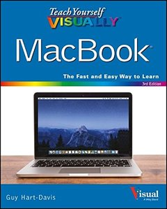 Teach Yourself VISUALLY MacBook (Teach Yourself VISUALLY (Tech))-cover