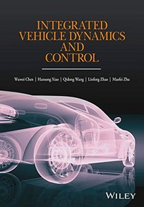 Integrated Vehicle Dynamics and Control-cover