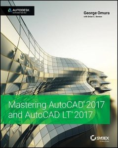 Mastering AutoCAD 2017 and AutoCAD LT 2017-cover