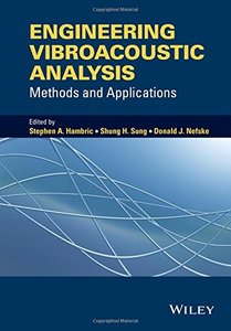 Engineering Vibroacoustic Analysis: Methods and Applications-cover