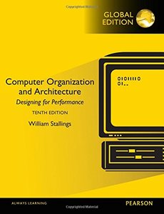 Computer Organization and Architecture Designing for Performance, 10/e (IE-Paperback)-cover