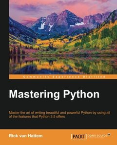 Mastering Python-cover