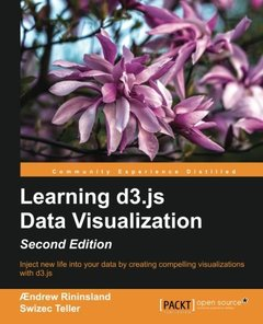 Learning d3.js Data Visualization - Second Edition-cover