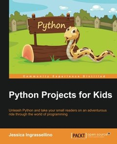 Python Projects for Kids-cover