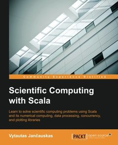 Scientific Computing with Scala-cover
