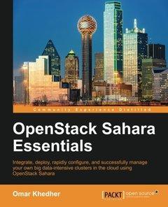 OpenStack Sahara Essentials-cover