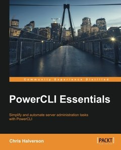 PowerCLI Essentials-cover