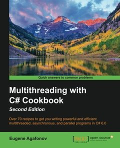 Multithreading with C# Cookbook, 2/e-cover
