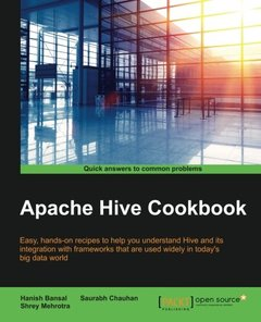 Apache Hive Cookbook-cover