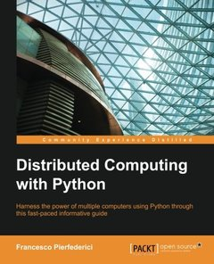 Distributed Computing with Python-cover