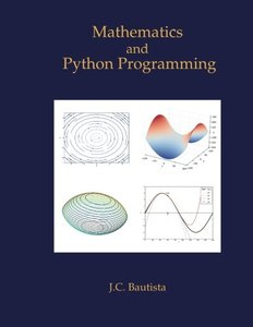 Mathematics and Python Programming-cover