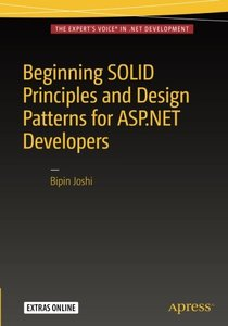 Beginning SOLID Principles and Design Patterns for ASP.NET  Developers-cover