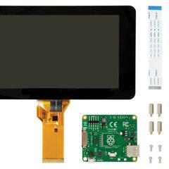 Raspberry Pi 樹苺派官方 7吋 Display 10 指電容式觸控顯示器 (附壓克力支架)-cover