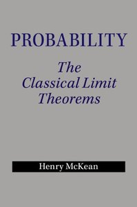 Probability: The Classical Limit Theorems-cover