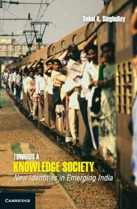 Towards a Knowledge Society: New Identities in Emerging India-cover