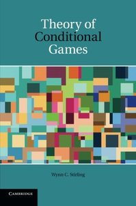 Theory of Conditional Games-cover