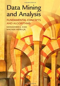 Data Mining and Analysis: Fundamental Concepts and Algorithms-cover