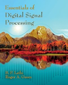 Essentials of Digital Signal Processing-cover