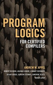 Program Logics for Certified Compilers-cover