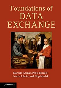 Foundations of Data Exchange-cover