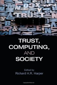 Trust, Computing, and Society-cover