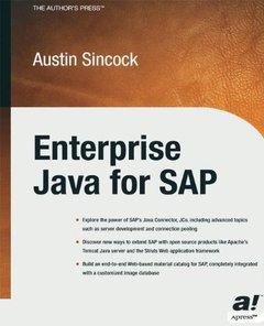 Enterprise Java for SAP-cover