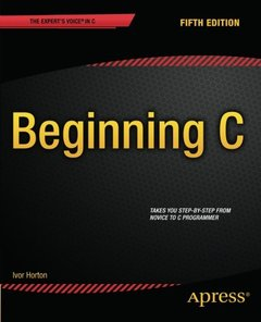 Beginning C, 5th Edition (Expert's Voice in C)-cover