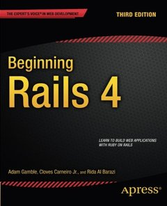 Beginning Rails 4 (Expert's Voice in Web Development)-cover