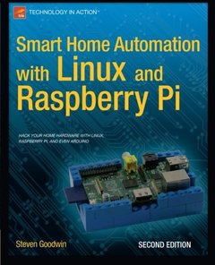 Smart Home Automation with Linux and Raspberry Pi-cover
