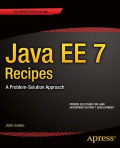 Java EE 7 Recipes: A Problem-Solution Approach-cover